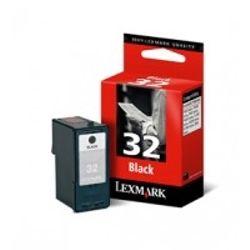 Lexmark Nr. 32 standaard zwarte inktcartridge