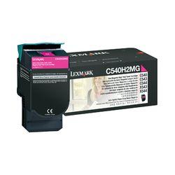 Lexmark C54x, X54x 2K magenta tonercartridge