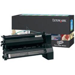 Lexmark C78x, X782e 6K zwarte retourprogr. printcartr.
