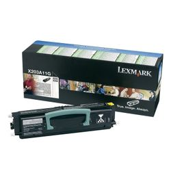 Lexmark X203n, X204n 2,5K retourprogramma tonercartridge