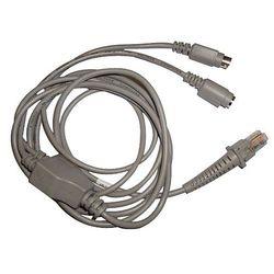 Datalogic CABLE-321 2m Grijs PS/2-kabel
