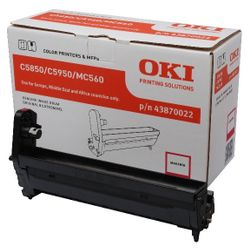 OKI Magenta image drum for C5850/5950 20000pagina's Magenta