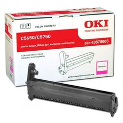 OKI Magenta image drum for C5650 / 5750 20000pagina's