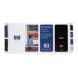 HP 83 zwarte DesignJet UV-printkop en printkopreiniger