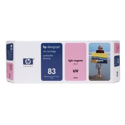 HP 83 licht-magenta DesignJet UV-inktcartridge, 680 ml