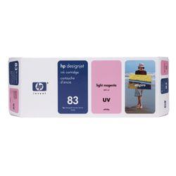 HP 83 licht-magenta DesignJet UV-inktcartridge, 680 ml