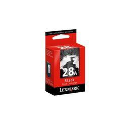 Lexmark Nr. 28A standaard zwarte inktcartridge