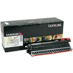 Lexmark C54x, X54x 30K magenta developer unit