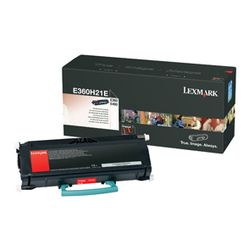 Lexmark E360, E46x 9K tonercartridge