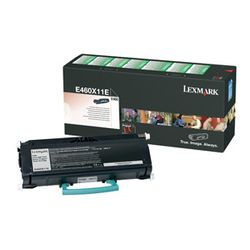 Lexmark E460 15K retourprogramma tonercartridge