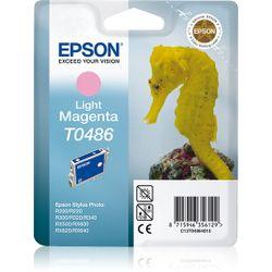 Epson inktpatroon Light Magenta T0486