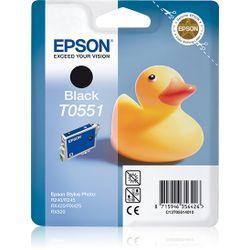 Epson inktpatroon Black T0551