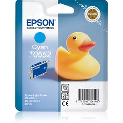 Epson inktpatroon Cyan T0552