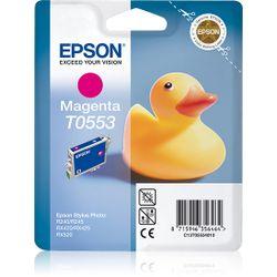Epson inktpatroon Magenta T0553