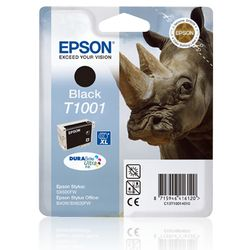 Epson inktpatroon Black T1001 DURABrite Ultra Ink