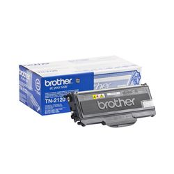 Brother TN-2120 Lasertoner 2600pagina's Zwart toners &