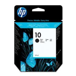 HP Inkt Cartridge no. 10 zwart 69ml voor Designjet 100, 500, 800, 2000, 2500, CP1700, Business Inket 2200-serie & 2600
