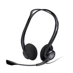 Logitech 960 USB Stereofonisch Hoofdband Zwart hoofdtelefoon
