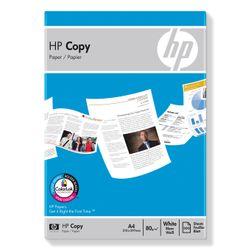 HP Copy Paper 80 gsm-500 sht/A4/210 x 297 mm papier voor inkjetprinter A4 (210x297 mm) Mat 500 vel