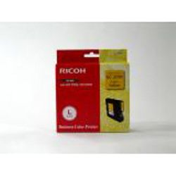 Ricoh High Yield Gel Cartridge Yellow 2.3k Geel