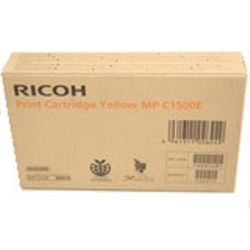 Ricoh Gel Type MP C1500 Yellow Geel inktcartridge