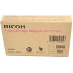 Ricoh Magenta Gel Type MP C1500 Magenta inktcartridge