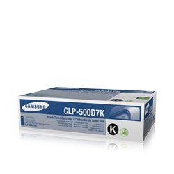 Samsung CLP-500D7K Tonercartridge 7000pagina's Zwart toners