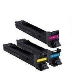 Konica Minolta Toner Value Pack (C/M/Y) 4000pagina's Cyaan