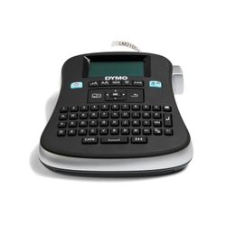DYMO LabelManager 210D - QWERTY, 180 x 180 dpi