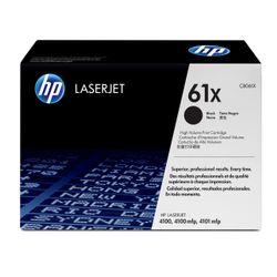 HP 61X 10000pagina's Zwart