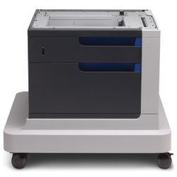 HP LaserJet Color LaserJet papierinvoer en kast voor 500 vel, 500 vel, 20,9 kg, 28,4 kg, 856 x 760 x 703 mm, 3 stuk(s)