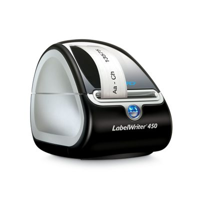 DYMO 450 label printer