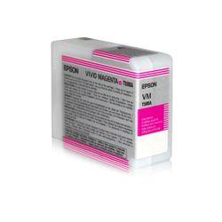 Epson inktpatroon Vivid Magenta T580A00