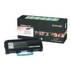 Lexmark E462 18K retourprogramma tonercartridge
