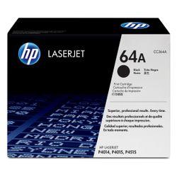 HP 64A originele zwarte LaserJet tonercartridge