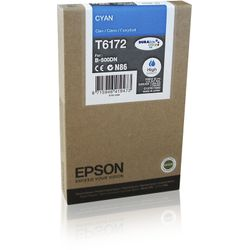 Epson Inkt tank Cyan T6172 DURABrite Ultra Ink (high