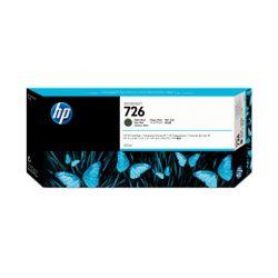 HP 726 matzwarte DesignJet inktcartridge, 300 ml