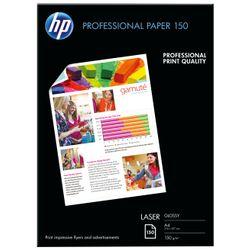 HP Professional Laser Paper, glanzend, 150 gr/m², 150 vel, A4/210 x 297 mm papier voor inkjetprinter