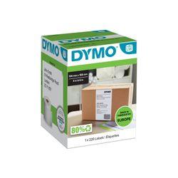 DYMO LW - Extra grote verzendetiketten - 104 x 159 mm - S0904980