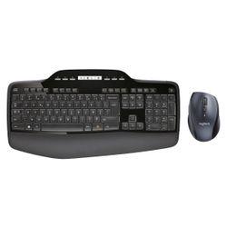 Logitech Wireless Desktop MK710 Comfort en productiviteit gedurende de hele dag
