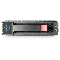HPE 500GB, 3G, SATA, 7.2K rpm, LFF, 3.5-inch, Midline 3.5