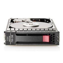 HPE 750GB, 3G, SATA, 7.2K rpm, LFF, 3.5-inch, Midline 3.5