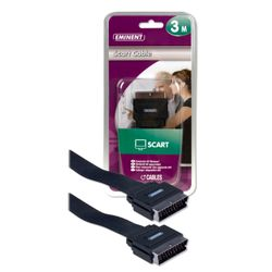 Eminent Scart Cable 3m 3m SCART (21-pin) SCART (21-pin)