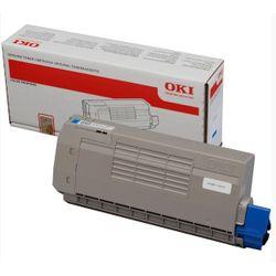 OKI Cyan Toner Cartridge 11500pagina's Cyaan