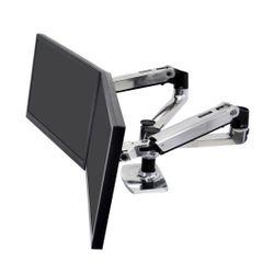 Ergotron LX Series Dual Side-by-Side Arm