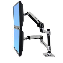 Ergotron LX Series Dual Stacking Arm