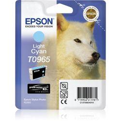 Epson inktpatroon Light Cyan T0965
