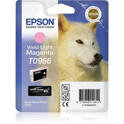 Epson inktpatroon Vivid Light Magenta T0966