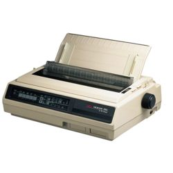 OKI ML395 dot matrix-printer 360 x 360 DPI 607 tekens per seconde
