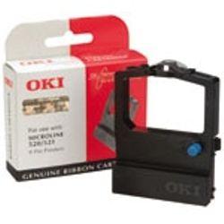 OKI 09002315 Zwart printerlint